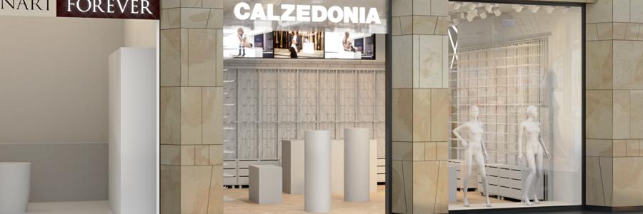 Calzedonia – Wizualizacja 3d