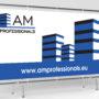 AM PROFESSIONALS – Oprawa wizualna