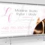 MOBILE STUDIO FRYZUR I URODY – Oprawa wizualna