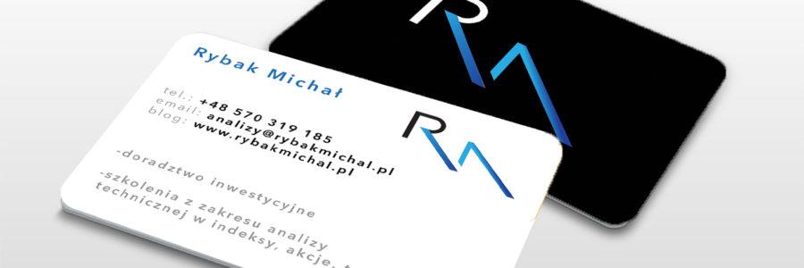 RM Inwestor – Logo, Wizytówka i Strona www